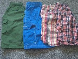 Boys size 7 shorts lot